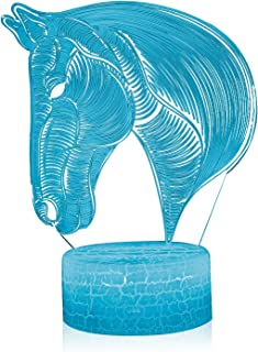 horse head lamp base