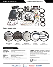 4R75W/E PREMIUM TRANSMISSION REBUILD KIT 2004-ON
