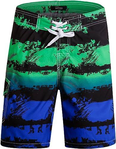 Rock Mens Beach Shorts Casual Shorts Swim Trunks Scissors Michigan
