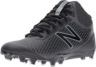 New Balance Men's Burn Mid Speed Lacrosse Shoe