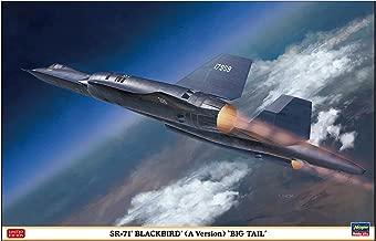 Hasegawa 02278 US Army SR-71 Blackbird (A Version) Big Tail 1/72 scale kit