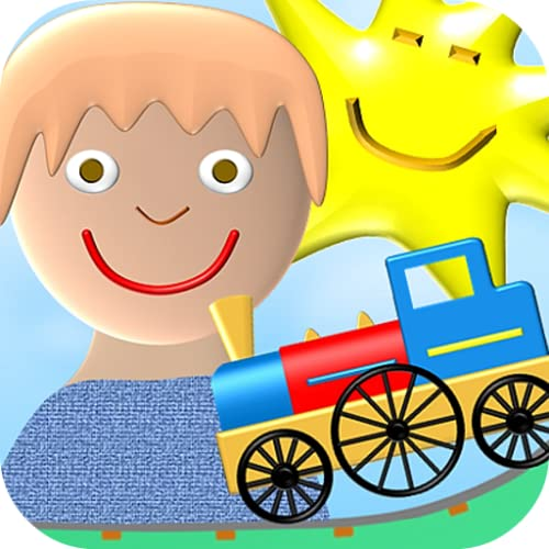 PLAY GO Train: Kids Train Game