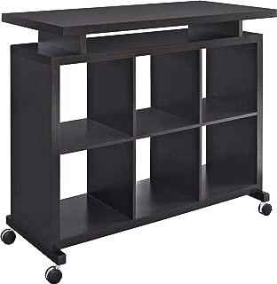 Ameriwood Home Lincoln Multipurpose Standing Desk, Espresso