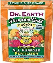 product image for Dr. Earth Premium Gold All Purpose Fertilizer 4 lb