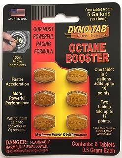 Dyno-tab 45456 HP Octane Booster 6-tab Card