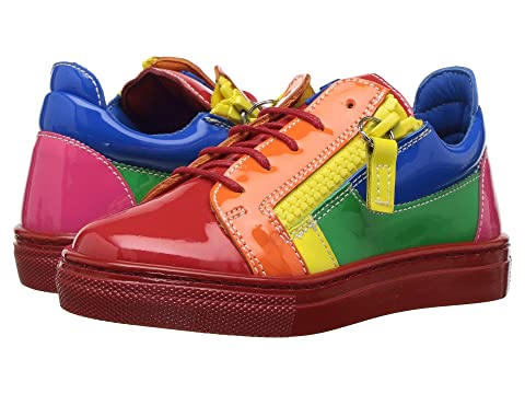 Giuseppe Zanotti Kids Ver Sneaker (Toddler)