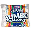 Jet-Puffed Jumbo Mallows Marshmallows, 24 Oz Bag,Pack of 1