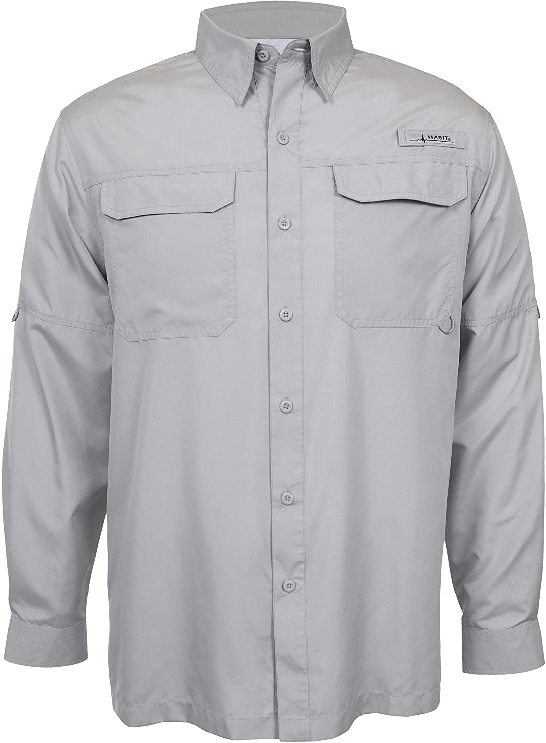HABIT Men's Belcoast Super beauty product restock quality top Long Sleeve Guide Colorado Springs Mall Shirt River Fishing