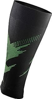 Rockay Blaze Calf & Shin Graduated Compression Leg Sleeves for Men and Women 16-23 mmHg - (1 Pair)