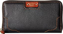 Rodeo RFID Perla Zip Wallet