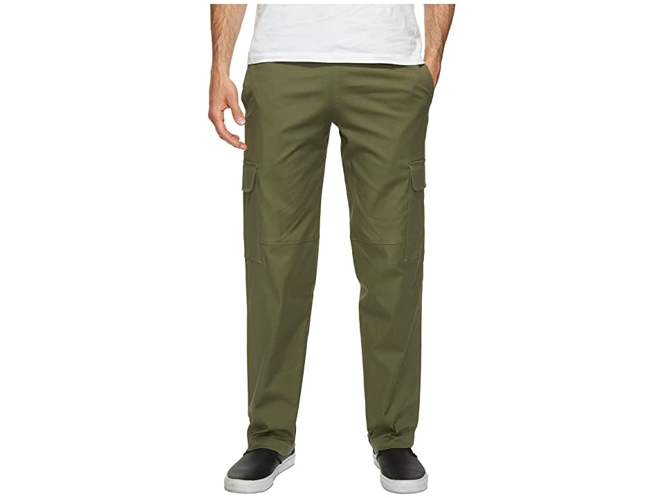 Independence Day Clothing Co Signature Cargo Pants Reversible Front/Back (Olive Green) Casual Pants