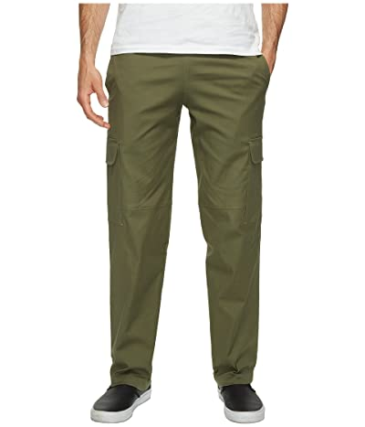 Independence Day Clothing Co Reversible Front to Back Signature Cargo Pants (Olive Green) Casual Pants