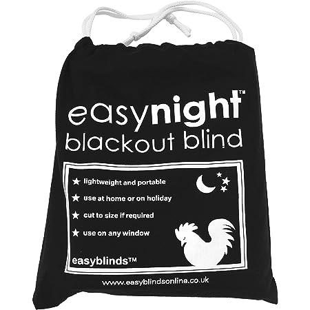 Easynight Rideau occultant (sans ventouses)