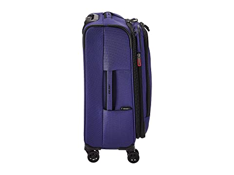 Delsey Cruise Lite Softside Expandable Spinner Carry-On Blue Free Shipping Outlet Cheap Sale Wholesale Price Popular For Sale Free Shipping Shopping Online For Sale Sale Online Me5EXX