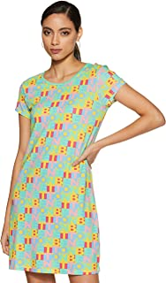 United Colors of Benetton Rayon a-line Dress