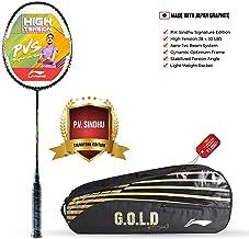 Li-Ning PV Sindhu Series Carbon-Graphite Badminton Racquet with Free Kit-Bag
