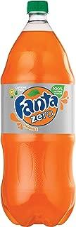 Fanta Orange Zero, 2 Liter