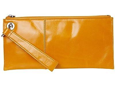 Hobo Vida (Mustard Vintage Hide) Clutch Handbags