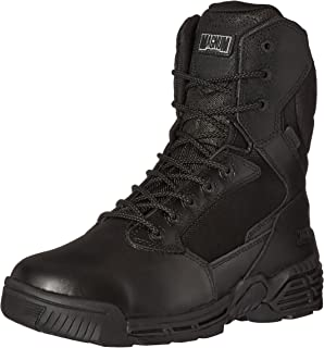 def949a4f04094 Magnum Men s Stealth Force 8.0 Side Zip Waterproof I-Shield Military and Tactical  Boot