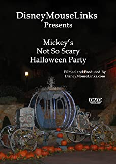 DisneyMouseLinks Presents - Walt Disney World's Mickey's Not So Scary Halloween Party