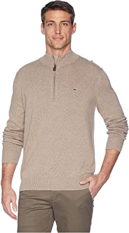 Palm Beach 1/4 Zip Sweater