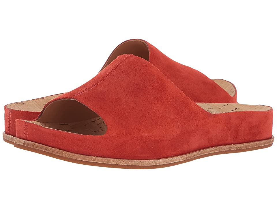 Kork-Ease Tutsi (Red (Ceralacca) Suede) Women