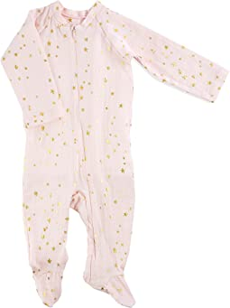 Long Sleeve Zipper One-Piece (Infant)