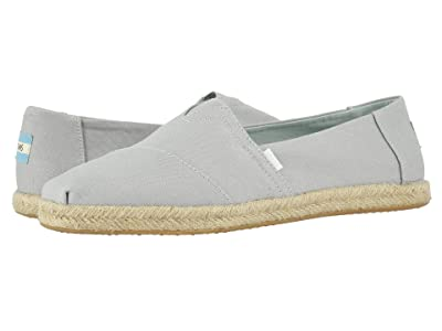 TOMS Alpargata (Plant Dyed Grey) Men