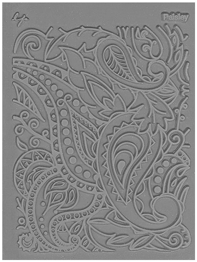 JHB International Inc Great Create Lisa Pavelka Individual Texture Stamp 4.25