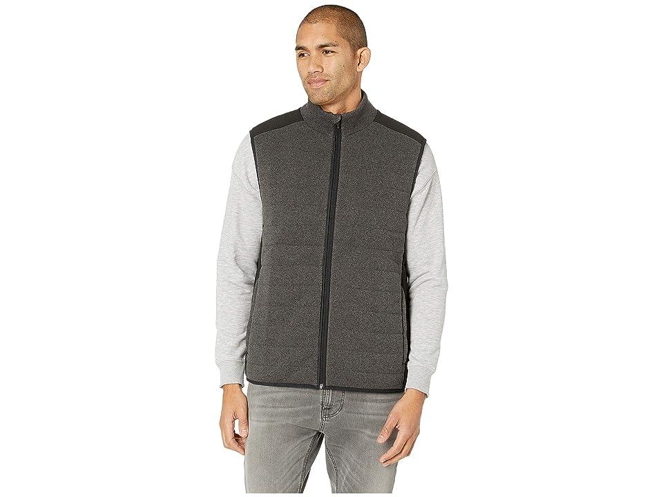 Vineyard Vines Performance Sweater Fleece Vest (Nocturne) Men