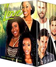 All You Need Is Love (BWWM Interracial Romance Black Women White Men Book 1)