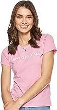 Calvin Klein Jeans Women's Institutional Logo Slim Fit T-Shirt