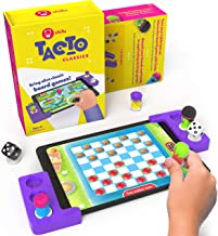Tacto Classics by PlayShifu (app Based) - Interactive Board Games for Family Game Night, Strategy Games Gifts for Boys & G...
