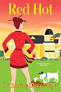 Red Hot (A Red Herring Mystery)