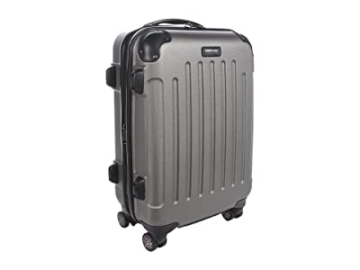 Kenneth Cole Reaction Renegade 20 Expandable 8-Wheeled Upright/ Carry-On (Silver) Pullman Luggage