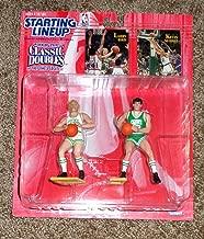 Starting Lineup 1997 NBA Classic Doubles - Larry Bird & Kevin McHale - Boston Celtics