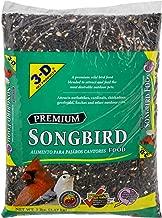 3-D Pet Products Premium Songbird Food Dry Bird Food, 7 LB