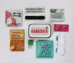 Sweet Talk Designs Complete Bachelorette Party Hangover Kits - Filled Tins
