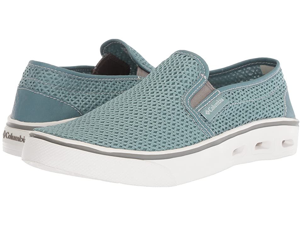 Columbia Spinner Vent Moc (Storm/Sea Salt) Women