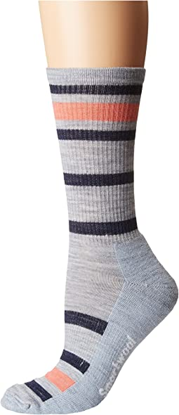Smartwool Striped Hike Light Crew