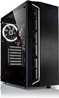 BEASTCOM Q1 | Home 'n Office PC | Ordenador de sobremesa | Intel i5 Quad Core 4x 3.60Ghz | 16GB RAM | 256GB SSD + 1TB | In...