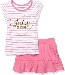 acf2e7606dcc Amazon.com: Big Girls (7-16) - Skirt Sets / Clothing Sets: Clothing ...