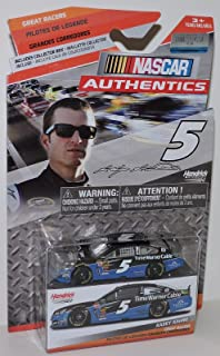 ACTION 2015 Edition Great Racers Kasey Kahne #5 Time Warner Cable 1/64 Scale Diecast Car with Collectors Box