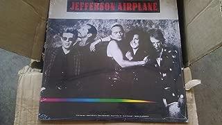 JEFFERSON AIRPLANE LP (VINYL) UK EPIC 1989