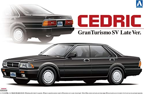 1 24 Das Best Car GT Series No.84Y31 Cedric Grün Turismo SV Sp yp