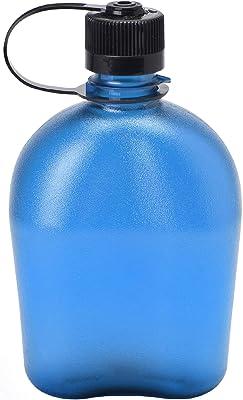 Nalgene BPA Free Tritan Oasis Canteen 32 Oz Narrow Mouth Bottle [並行輸入品]