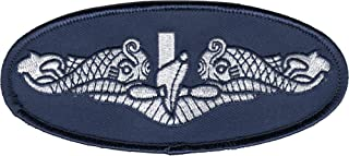 Silver Dolphins Small Patch