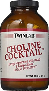 Sponsored Ad - Twinlab Choline Cocktail Energy Drink Mix 13.33oz