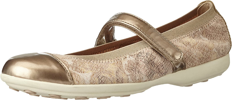 Geox Girls Jodie Fashion Sneakers,Beige,27