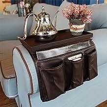 LIKEA sofa kanapa pilot zdalnego sterowania, podłokietnik na krzesło Caddy organizer kieszonkowy, 18 x 15 x 30 cm